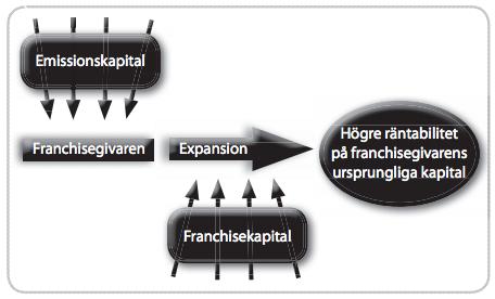 Figur 7: Teorin om den dubbla kapitalmarknaden.